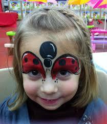 maquillage par pimprenelle coccinelle camille ladybug makeup