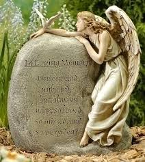 garden memorial stones angel memorial garden design montclair westfield east