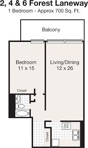 Bachelor Apartment Floor Plan by Floorplan One Bedroom Jpg