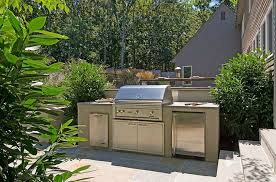 outdoor kitchen layouts u2013 samples u0026 ideas landscaping network