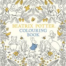 Beatrix Potter Colouring Book Hobbycraft Colouring Book