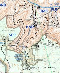 Grand Canyon National Park Map Grand Canyon National Park Maplets