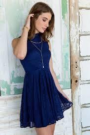navy blue christy lace dress party dresses francesca u0027s
