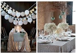 New Years Eve Table Decorations Ideas by New Year U0027s Eve Table Decorations 9 Different Moods Atomorfen