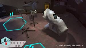 the other room escapes onto daydream vr