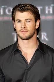 where can a guy get a good top knot style haircut chris hemsworth looks incredible with this slicked back do the