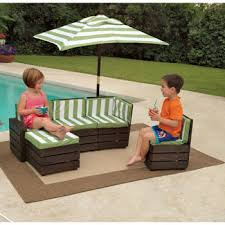 Kidkraft Lounge Chair Costco Kidkraft U2013 Outdoor Sectional The Kids Want This For The