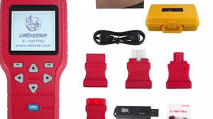 x 100 pro key programmer how to update online step by step youtube