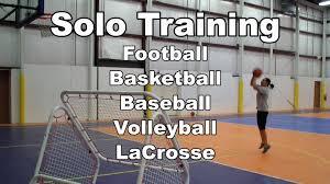 football basketball baseball volleyball lacrosse solo sports