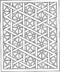 complicated coloring pages for adults free geometric coloring pages for adults chuckbutt com