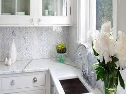 marble mosaic tile backsplash kitchen tile backsplash do it