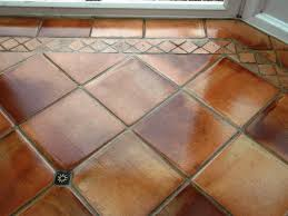 luxury terracotta floor tile u2014 john robinson house decor modern