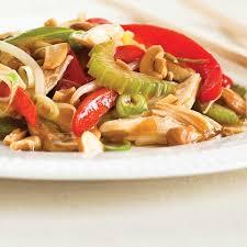 recette cuisine asiatique chop suey au poulet ricardo