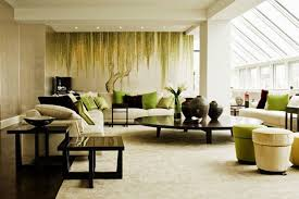 Sleek And Comfortable Asian Inspired Living Room Ideas - Asian living room design