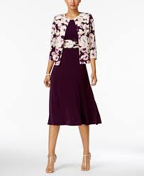 jessica howard floral print contrast dress and jacket dresses