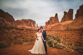 wedding arches national park 44 arches national park wedding significant events of