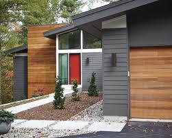 midcentury modern grand rapids exterior home ideas u0026 design photos