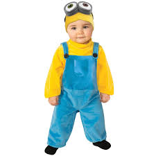 kids costume minions bob costume for kids birthdayexpress