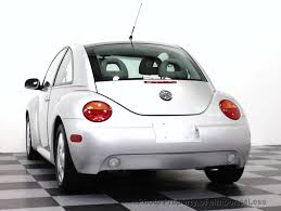 2001 used volkswagen new beetle glx turbo coupe at eimports4less