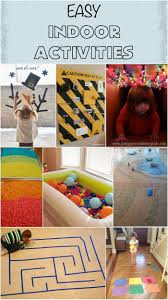 indoor activities for kids skee ball ball pits and laundry