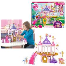 mlp wedding castle my pony royal wedding castle playset hasbro my