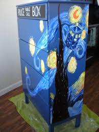 tardis dresser whovian pinterest tardis and dresser