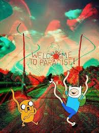 gif adventure time gifs trippy drugs lsd paradise high acid