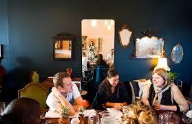 the dining room karen dudley u003d wonderful food the opposite house