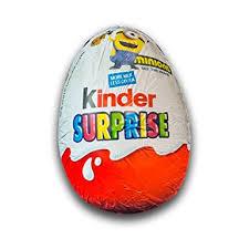 easter egg surprises kinder chocolate egg 20g pack of 36 co uk grocery