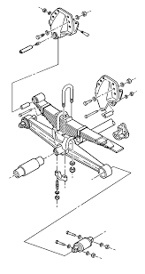 repair instructions spring leaf replacement tandem axle 2001
