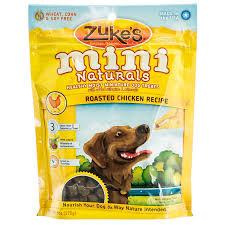 recipe for dog treats zukes zukes mini naturals dog treats roasted chicken recipe made