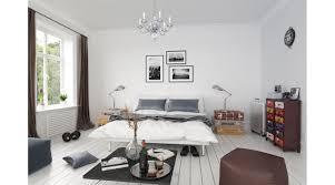 scandinavian bedroom 3d library 3d scenes interior architecture