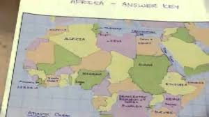 africa map test africa map test