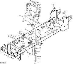 30 inch mechanical tiller on lx279