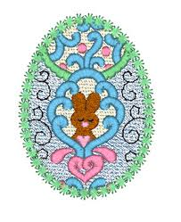 decorative eggs mylar decorative eggs purely gates embroidery