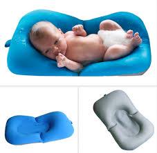 infant baby bath pad non slip bathtub mat newborn safety security