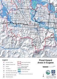 map of oregon eugene floodplain