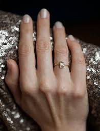 delicate engagement rings 15 perfectly delicate engagement rings for the low key