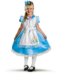 girls halloween costumes alice movie costume deluxe walmart com