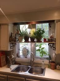 Shelf Above Kitchen Sink by Best 25 Sink Shelf Ideas On Pinterest Over The Kitchen Sink