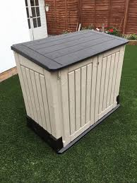 Keter Woodland 30 Keter Woodland Midi Store It Out Shed Bargain Posot Class