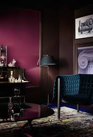 Purple Accent Wall by Best 20 Plum Walls Ideas On Pinterest Purple Bedroom Paint