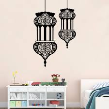 turkish ottoman lantern wall sticker trend20 the turkish style