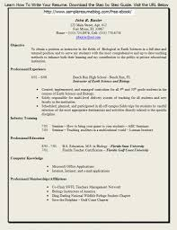 12 Amazing Education Resume Examples Livecareer by Best Teacher Resume Example Livecareer Exol Gbabogados Co