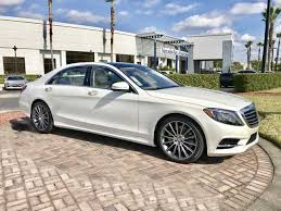 s550 mercedes for sale 2017 mercedes s550 for sale in orlando fl wddug8cb2ha311093