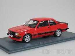 1980 opel opel ascona b sport 1980 red black 1 43 neo ebay