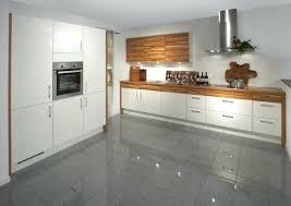 cuisine blanc laqué et bois cuisine blanche laqu e 99 exemples modernes et l gants blanc laque