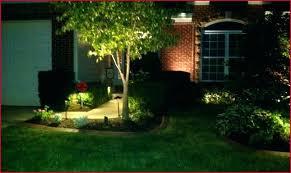 Landscape Lighting Uk Low Voltage Led Landscape Lights Kits Abundantlifestyle Club