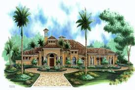 mediterranean style home plans 3 floridian mediterranean style house plans mediterranean designs