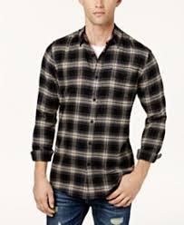 Most Comfortable Flannel Shirt Men U0027s Flannel Shirts Shop Men U0027s Flannel Shirts Macy U0027s